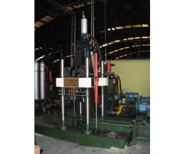 Hydraulic Fatigue Testing Machine